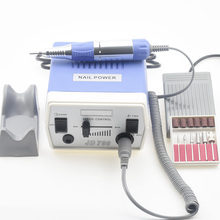 35W 40000RPM Electric Nail Drill Nail Equipment Manicure Machine Tools Pedicure Acrylics Milling Nail Art Drill Pen Machine Set недорго, оригинальная цена