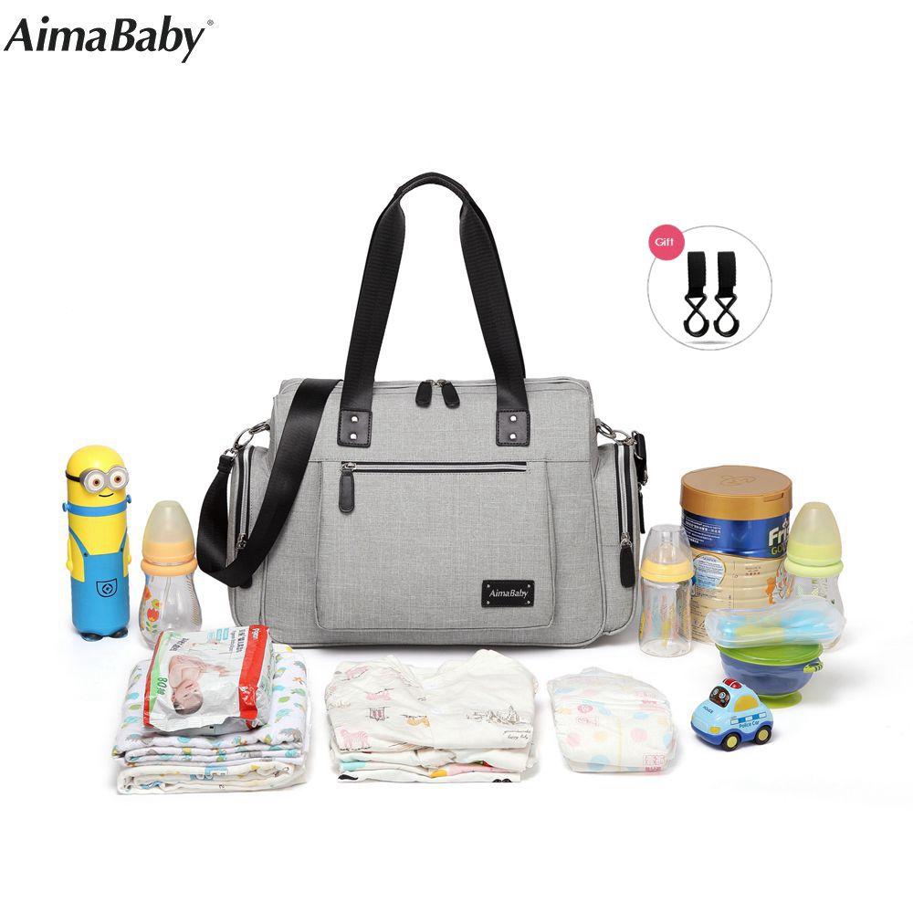 Aimababy мама путешествия детские коляски подгузники изменение Мумия материнства пеленки сумка-Органайзер wickeltasche сумки через плечо hobos