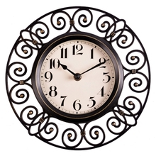 10inch home decoration watch wall ABS mute wall clock modern design clock on wall decoracion casa relogio de parede vintage 18