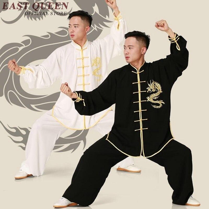 Roupas Tai chi uniforme taichi roupas dos homens das mulheres roupas wushu kung fu uniforme terno uniforme de artes marciais exercício KKK2329