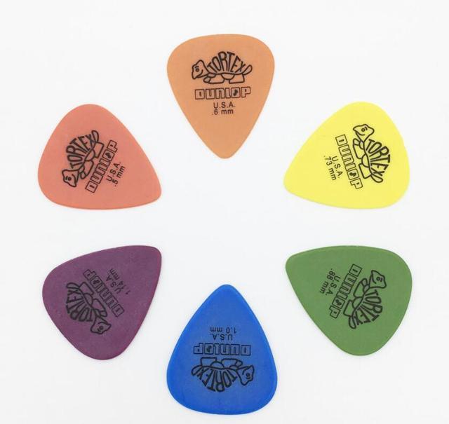 Standard Guitar Picks Set