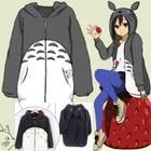Anime Hoodies Totoro...