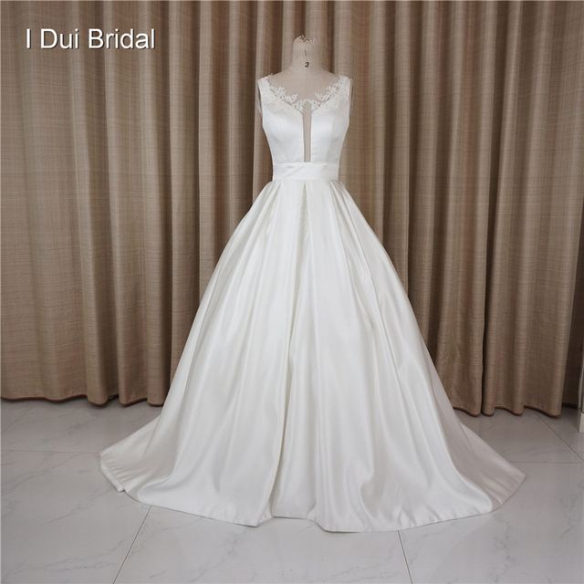 Como hacer vestidos de novia elegantes