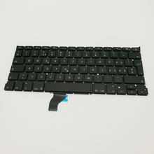 "New Replacement Keyboard Switzerland Swiss Keyboard For Macbook Pro 13"" A1502 2013 2014 2015(China)"