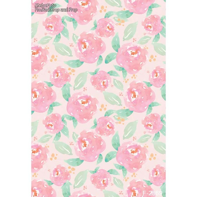 photography backdrops pink flowers blur photo background