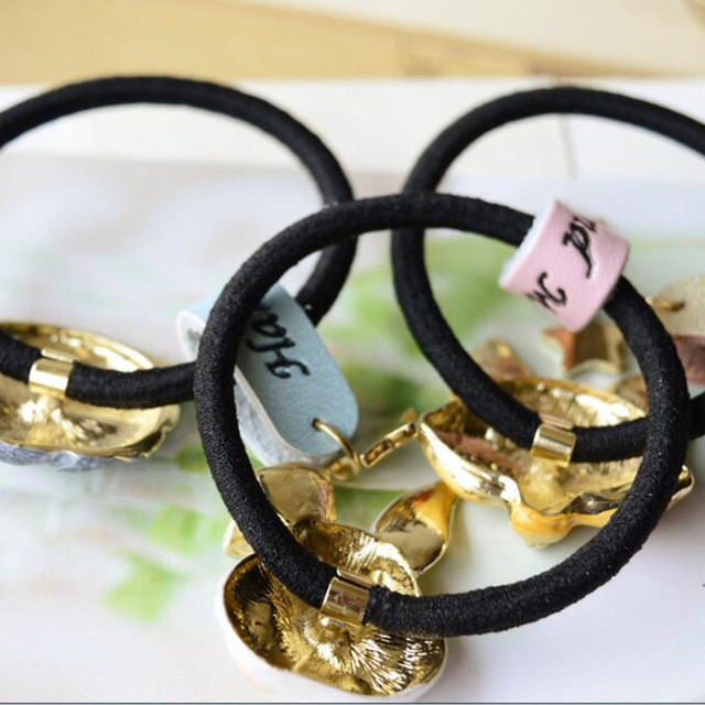 Cute Cat Fox Rabbit Hairband Hair Accessary Gift 5