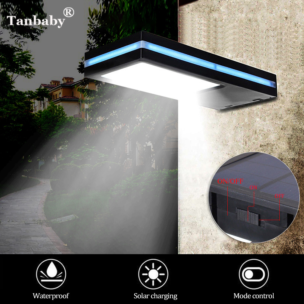 144 LED Solar Power PIR Motion Sensor Outdoor Waterproof IP65 Garden Security Lamp LED Garden Light Emergency Wall Lamp цена