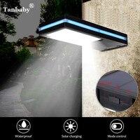144 LED Solar Power PIR Motion Sensor Outdoor Waterproof IP65 Garden Security Lamp LED Garden Light Emergency Wall Lamp