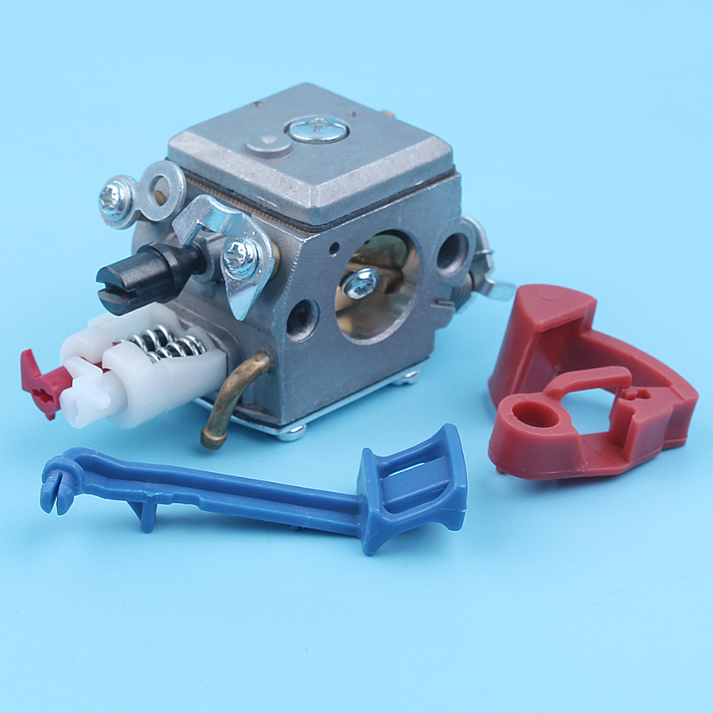 Control For 357 Carburetor Rod Spare Husqvarna Style Chainsaw Kit 2 Choke Part Fuel 359EPA 359 Lever Line Switch 357XP