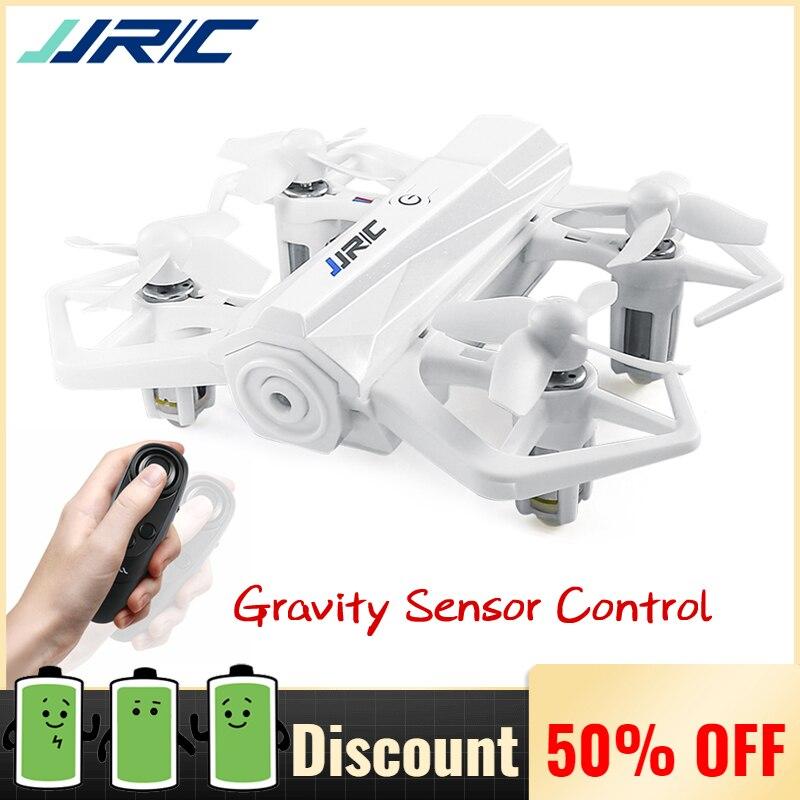 JJRC H63 mise à niveau Mini Drone RC quadrirotor maintien d'altitude Mode sans tête Drones de poche capteur de gravité VS H43 jouets pour enfants cadeau