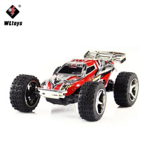 WLtoys 1 32 Mini RC Car Remote Control Buggy Car High Speed Off Road Electronic Radio