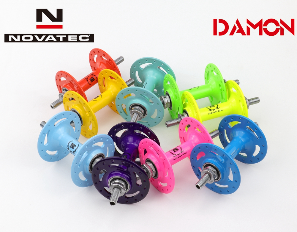 Special Discount Cheap Price Novatec A565SBT A566SBT 32 Hole Fixed Gear Single Speed Bicycle Hub Front