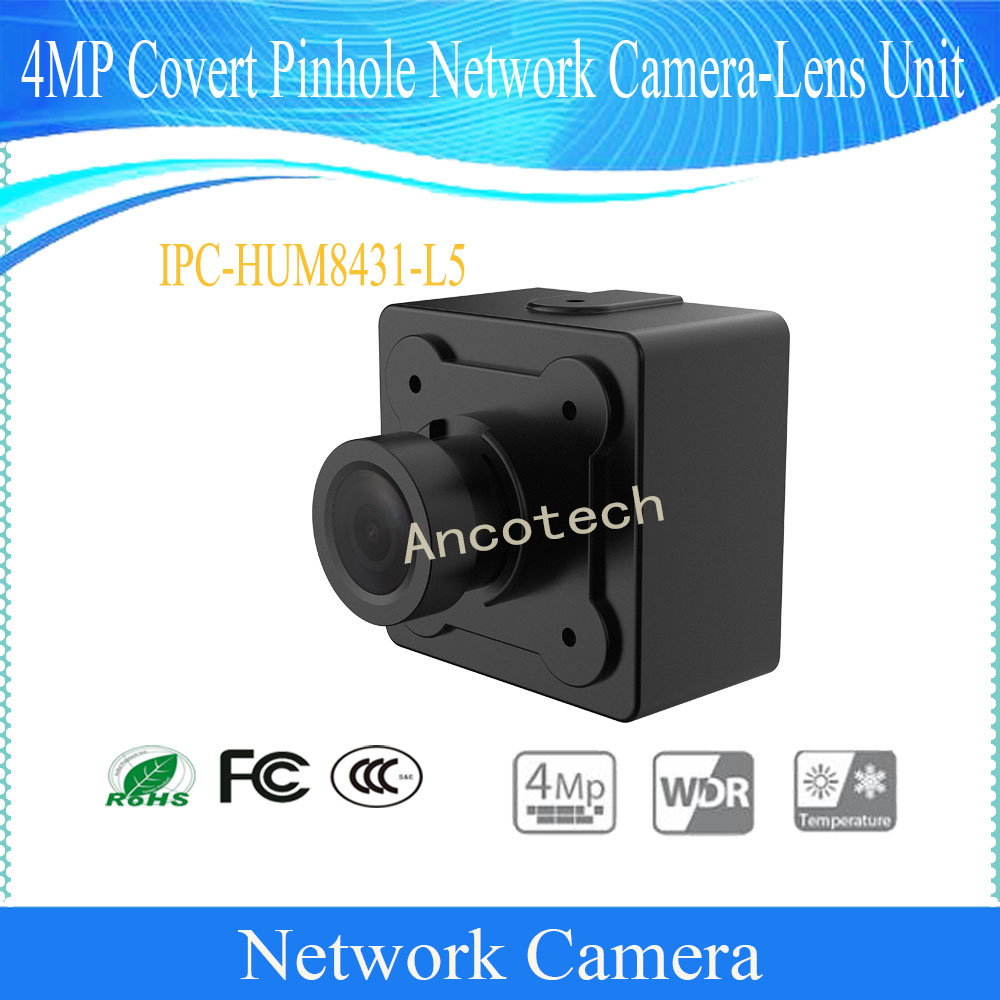 free shipping security cctv 4mp covert network camera lens unit without logo ipc hum8431 l5 [ 1000 x 1000 Pixel ]