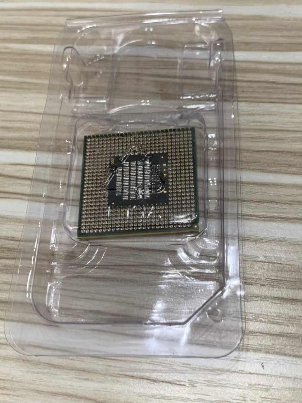 CPU original para ordenador portátil Core 2 Duo T9300 CPU 6M Cache/2,5 GHz/800/Dual-Core Socket 479, procesador de ordenador portátil para GM45 PM45
