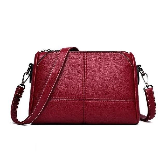 Luxury Handbags Women Bags Designer 2019 Ladies Bag Party Female Leather Shoulder Bag Vintage Women Messenger Bags Sac A Main