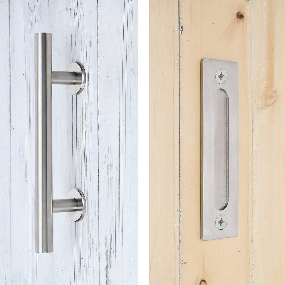 Probrico Sliding Door Handle Stainless Steel Wardrobre Cabinet