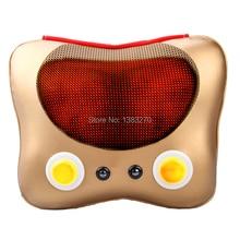 Шеи и спины инфракрасное отопление массажная подушка, шеи и спины разминающий массаж подушку