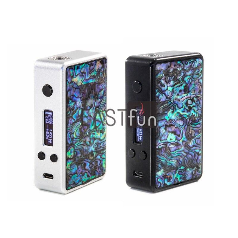 bilder für Original hotcig r150 box mod elektronische zigarette 1 watt-150 watt r150 mod riesige dampf mod