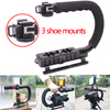 Ulanzi Camera Handle U Grip Video Gear Phone Steadicam Stabilizer Rig For Youtube Vlogging Streaming Recording