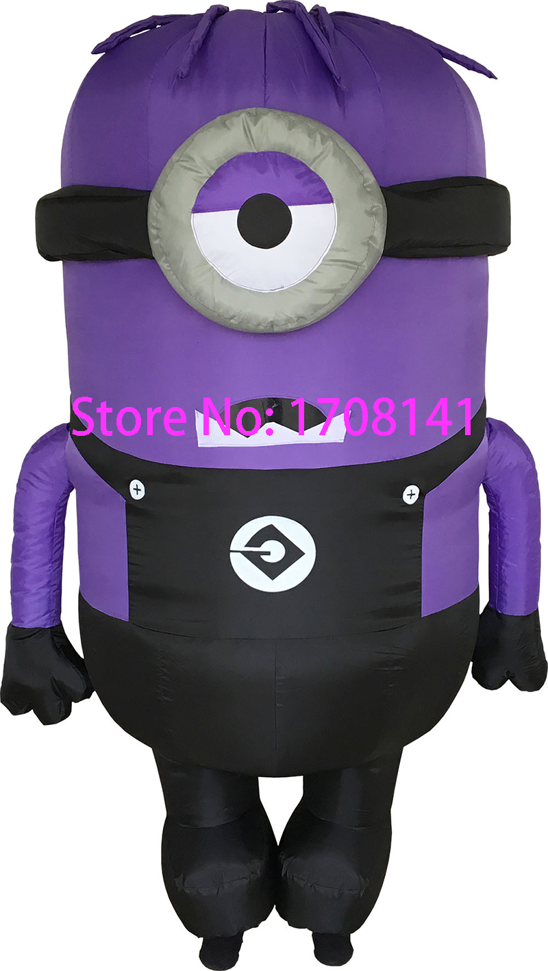 Aliexpress.com : Buy inflatable costume minions despicable ...
