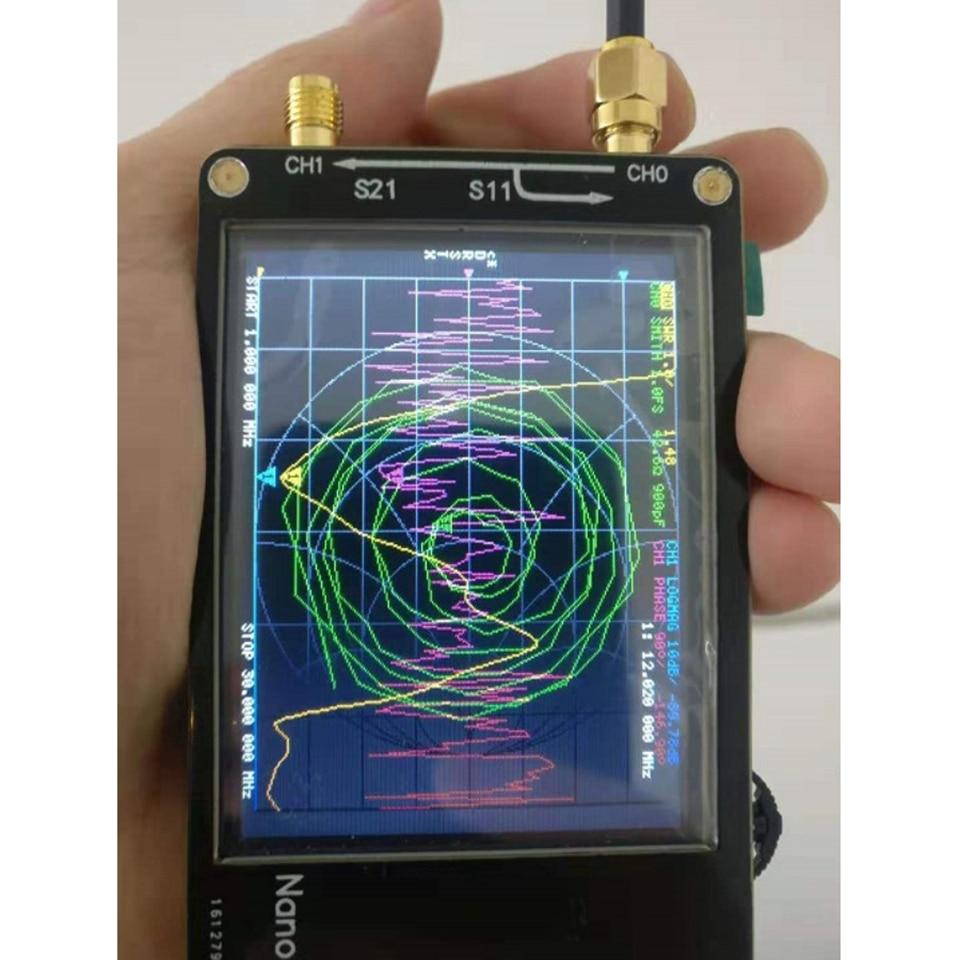 Hackrf Antenna Analyzer