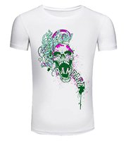 GILDAN Summer T Shirt Brand Fitness Body Building Ouliu Mens Summer Printed Slimfit Short Sleeves T