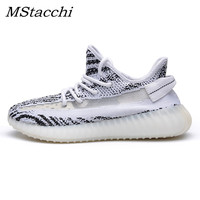MStacchi Women Luminous Sneakers Led Shoes Breathable Glowing Sneaker fiber optic shoes Woman Tenis Led Shoes for Man zapatillas