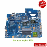 NOKOTION Laptop Motherboard For acer aspire 5738 48.4CG10.011 GM45 DDR3 HD 4650 warranty 60 days Fully Tested