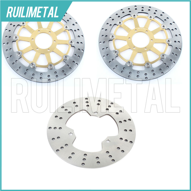 Front Rear Brake Discs Rotors for YAMAHA TRZ 250 TRZ250 TRZ-250 89 1989 FZR 400 R RR FZR400R 88 FZR400RR EXUP DX SP 90 91 92 mmf400s170u [west] genuine factory direct power diode module