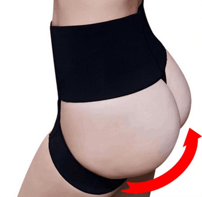 Lifting Under Wear With High Waist Cincher New Women's Fullness Butt Lifter Tummy Support Shaper Figure Enhancer Panty 805