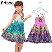 vestidos niñas de verano estilo vestido