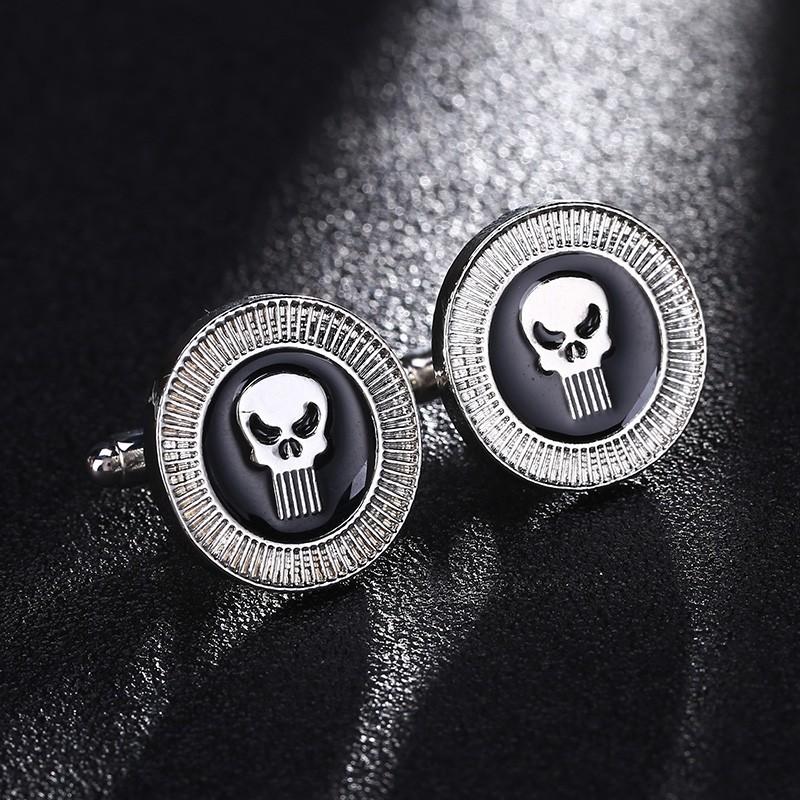 HTB1k30 OpXXXXaqXVXXq6xXFXXXc - Alternative Skull Style Cufflinks