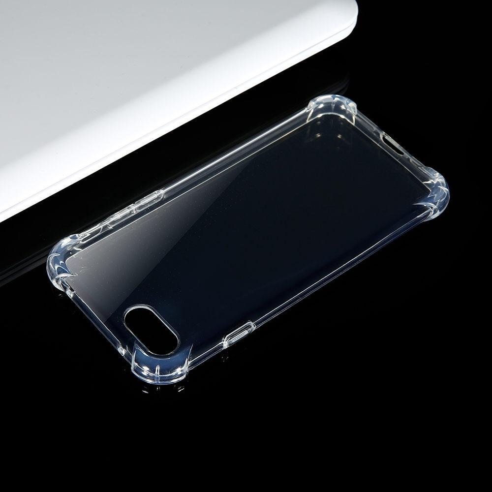 IPhone 7 6s 6 Plus XR XS MAX Yumşaq TPU Zərbəyə davamlı şəffaf - Cib telefonu aksesuarları və hissələri - Fotoqrafiya 5
