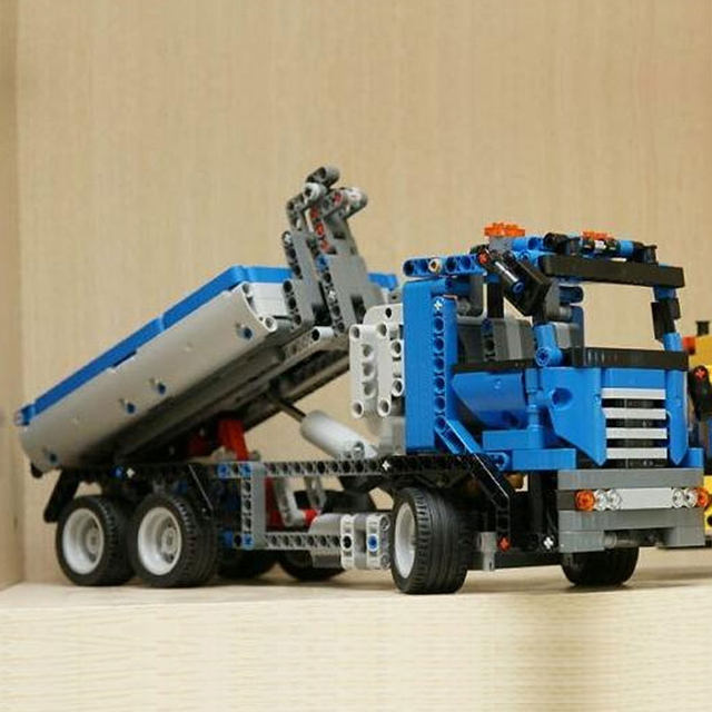 Online Shop Lepin 20027 720pcs Technic Mechnical Series The
