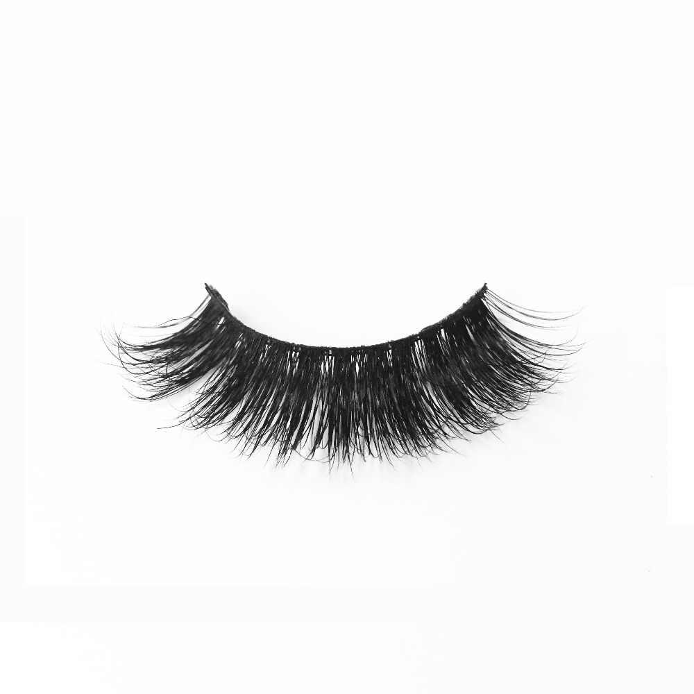 27591edfb2a ... VVHUDA Mink Lashes 3D Mink False Eyelashes Fake Lash Natural  Lightweight Thick Handmade Women Makeup Extension ...