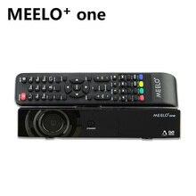 MEELO un Sintonizador DVB-S2 X SOLO MINI 2 Linux Receptor 750 MHz CPU Satélite Soporte YouTube Cccam S2 Caja de la TV