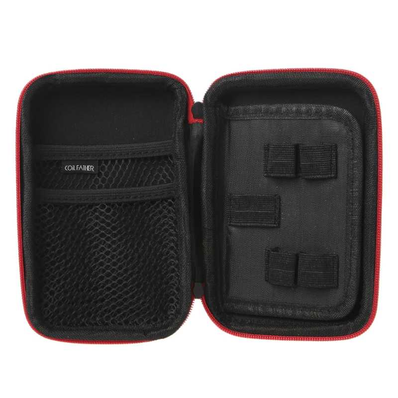 X9 Vapor Bag Storage Bags For Electronic Cigarette RTA RBA RDA Mod Kit Case