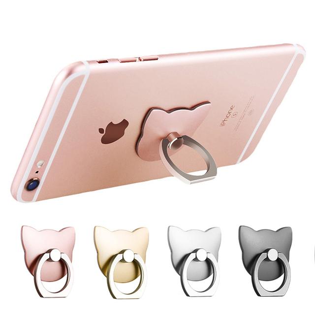 Finger Ring Holder 360 Degree Mobile Phone Stand