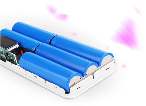 10000mah 18650 power bank original 3
