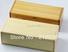 DAOYING 2016 pure bamboo box,handmade wood box&nature case for sunglasses free shipping