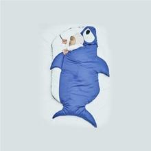 Clownfish Four Seasons Universal Children's Sleeping Bag Cotton Multi-functional Baby Anti-kicking Quilt Baby Stroller Sleeping
