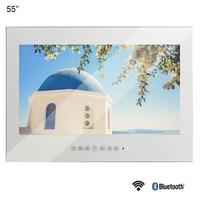 Souria 55 1920x1080 Big Screen Monitor Smart WiFi Internet LED Waterproof LED TV Entertainment (ATSC/DVB T/DVB T2/C)