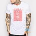 Pulsar arte usada por joy division em unknown pleasures t-shirt camisetas homens tshirt homme harajuku o-pescoço camisa japonês eua tamanho