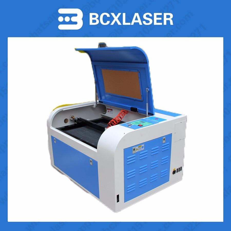 все цены на Wuhan optics valley best quality laser engraving machine / laser cutter engraver co2 60w онлайн