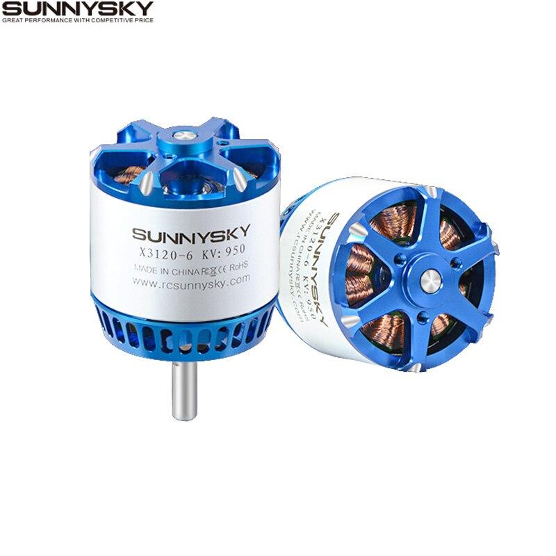SunnySky X3120III 760KV 880KV 1025KV Brushless Motor X Series for RC Aircraft Quadcopter