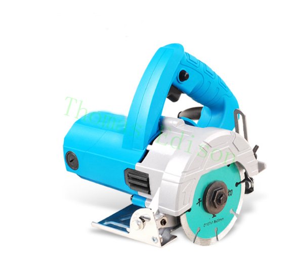 1200w Multifunctional wood stone tile cutting machine slotting machine household marble electric saw electric tools multifunctional household rechargeable reciprocating saw electric handheld recycling sawmill tools 10 8v 1pc