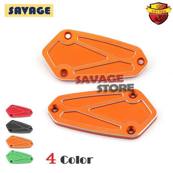 Para kawasaki gtr1400 gtr 1400 2007-2014 accesorios de orange motorcycle freno e