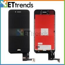 10 шт./лот для OEM ЖК-дисплей планшета с рамкой сборки для iPhone 7 DHL Бесплатная доставка
