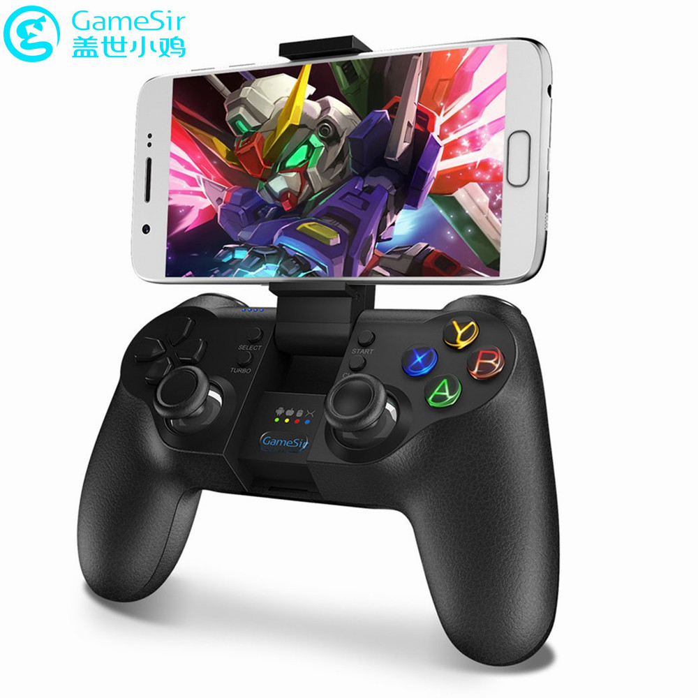 Gamesir T1s 2.4Ghz Gamepad Wireless Bluetooth  Game Pad  Wired Vibration PC Gaming Gamer Joystick For Android Smart TV Box Phone adjustable wireless bluetooth game controller gamepad joystick video game pad handle for iphone pod pad android phone pc tv