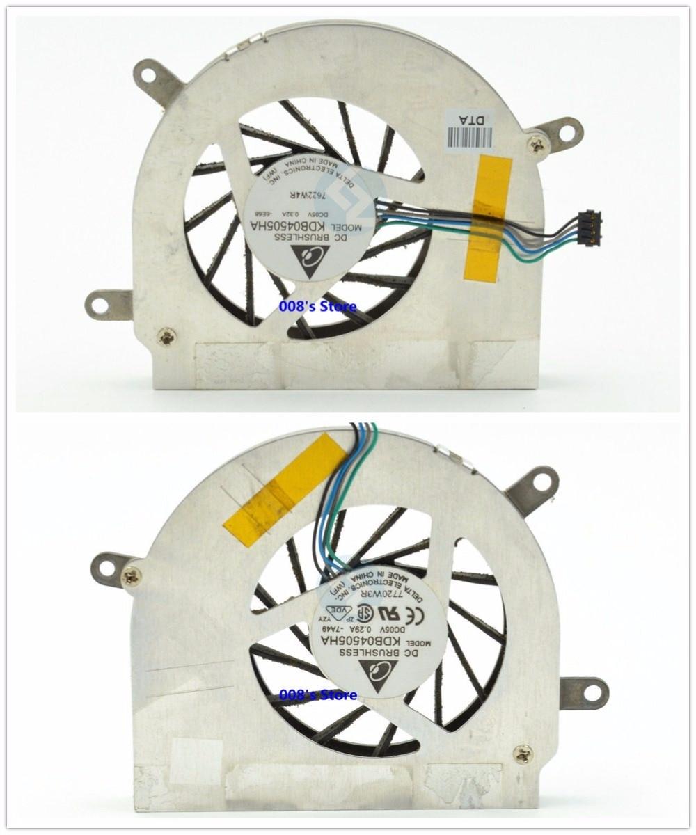 CPU Cooling Cooler Fan For Apple Macbook Pro 17